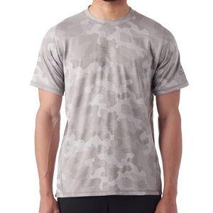 Hype Gray Camo Tee By Adidas Size XL